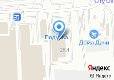 Компания «Симебель» на карте