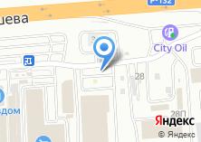Компания «ДревТехнология» на карте