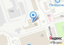 Компания «УМИТЦ АНО» на карте