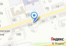 Компания «Медмарк-Клиника» на карте