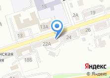 Компания «Медмарк-Сервис» на карте