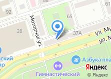 Компания «Музенидис Трэвел-Владимир» на карте