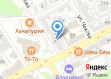 Компания «БигТрансТур» на карте