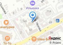 Компания «Детинец» на карте
