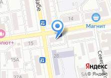 Компания «Птицефабрика центральная» на карте