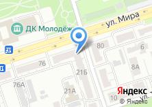 Компания «Архитектурная студия Петрова В.С» на карте