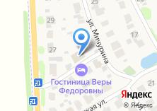 Компания «Русская усадьба» на карте