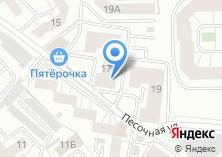 Компания «Винная лавка» на карте