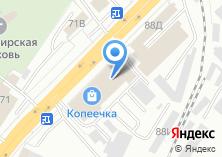 Компания «Салон экспресс-маникюра» на карте
