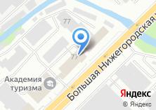 Компания «Полимерсинтез» на карте