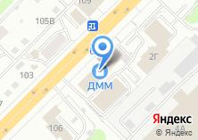 Компания «Мебель Холдинг» на карте