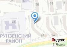 Компания «ДИМ» на карте