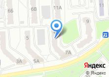 Компания «Владимирские коммунальные системы» на карте