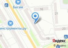 Компания «Аптечество» на карте