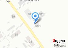 Компания «Городские бани МУП» на карте