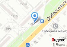 Компания «Владисарт» на карте
