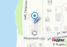 Компания «Мировые судьи Соломбальского округа» на карте