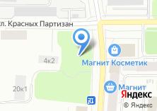 Компания «Сберегайка» на карте