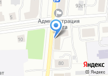 Компания «Почтовое отделение связи №20» на карте