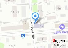 Компания «Избирательный участок №118» на карте