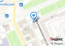 Компания «Альфа Принт» на карте