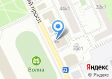 Компания «Соломбала» на карте