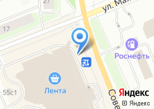 Компания «Беломорье» на карте