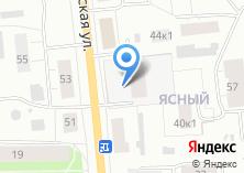 Компания «Мебельное ателье» на карте