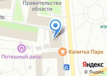 Компания «ВЕЛТ» на карте
