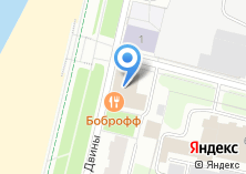 Компания «Боброфф» на карте