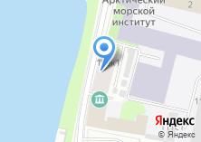 Компания «Гандвик» на карте