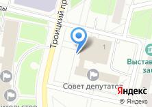 Компания «Приемная Уполномоченного по правам человека в Архангельской области» на карте