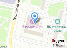 Компания «#ДИЕЗ» на карте