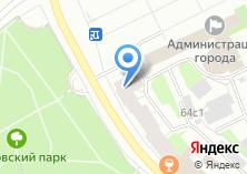 Компания «Северный терминал» на карте