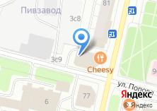 Компания «PARKETOFF Group» на карте