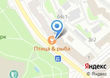 Компания «Ив Роше» на карте