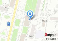 Компания «Уфсин россии» на карте