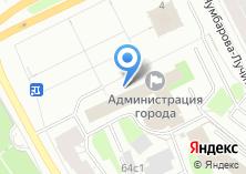 Компания «Цветоград» на карте