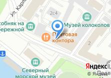 Компания «Подворье Спасо-Преображенского Соловецкого ставропигиального монастыря» на карте