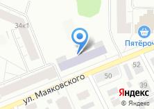 Компания «Избирательный участок №115» на карте