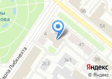 Компания «Областная детская библиотека им. А.П.Гайдара» на карте