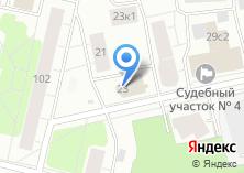 Компания «БалтМонолитСтрой» на карте