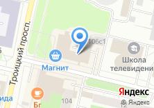 Компания «Строй-Импульс» на карте