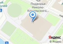 Компания «Двина-стом» на карте