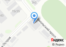 Компания «Норд Вэй и Компания» на карте