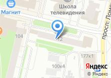 Компания «Салон мягкой мебели на ул. Карла Маркса» на карте