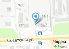 Компания «Автозапчасти на Усть-Двинской» на карте