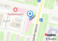 Компания «Медмаркет» на карте