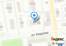 Компания «Почтовое отделение связи №13» на карте