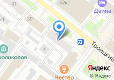 Компания «Праворуб» на карте